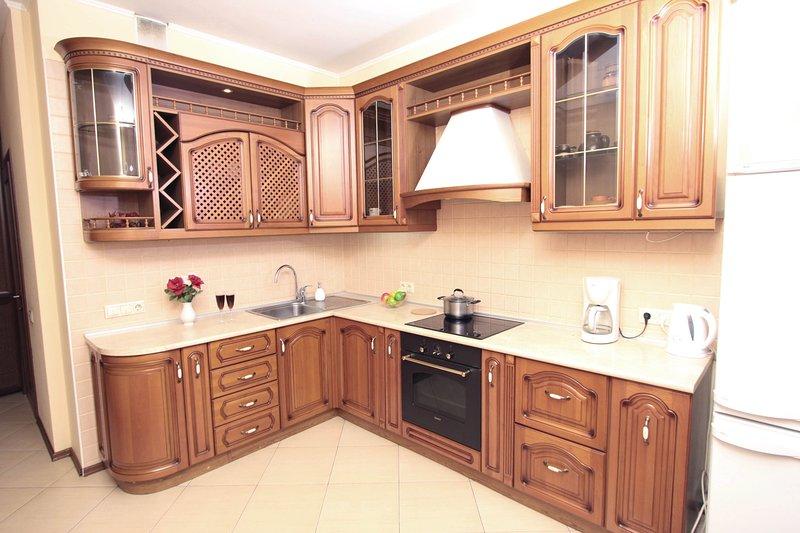 Balaram Apartments на Покрышкина 1, location de vacances à Sibérie