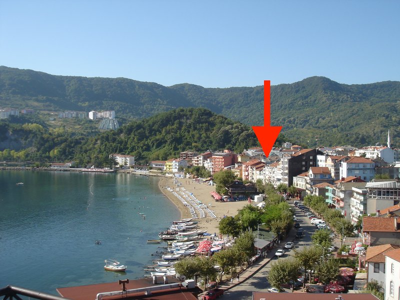 Faika Pansiyon, holiday rental in Amasra