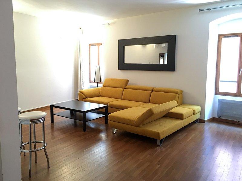 StelleTratti - F3**** 90m² Centre Historique, vacation rental in Ajaccio