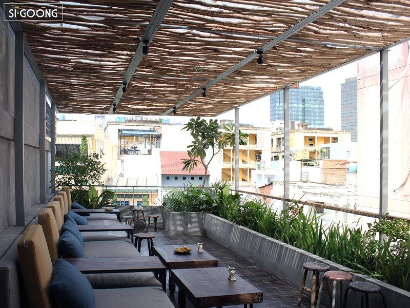 Sigoong Hostel, vakantiewoning in Ho Chi Minhstad