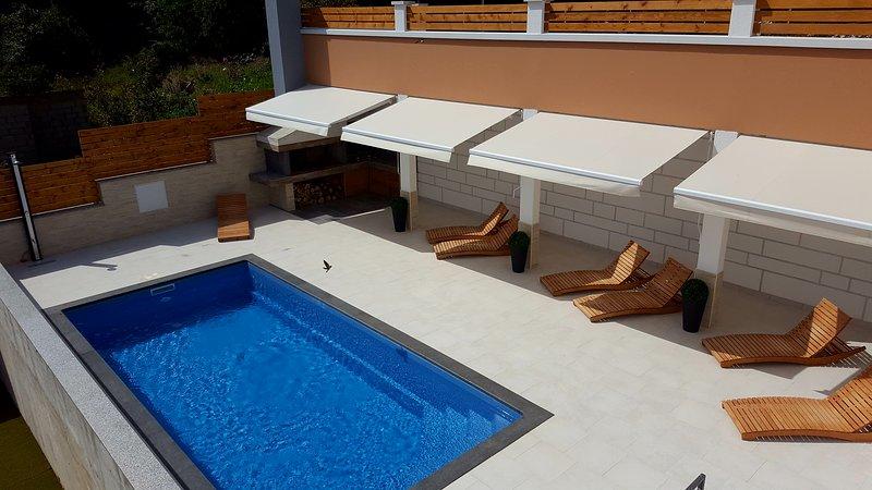 Villa Katija, casa vacanza a Drvenik
