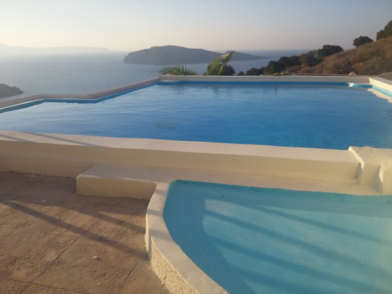Villa Kefalli Amazing View, vacation rental in Kavousi