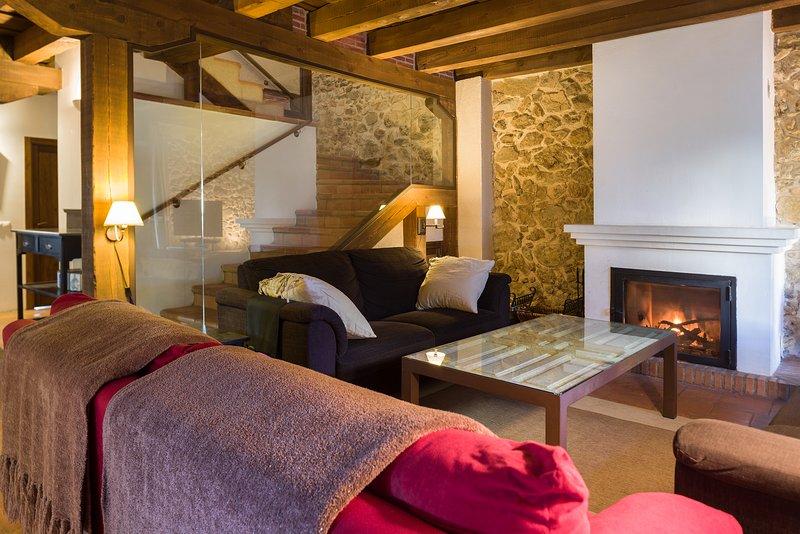 El Zaguán de Cabanillas, vacation rental in Torreiglesias