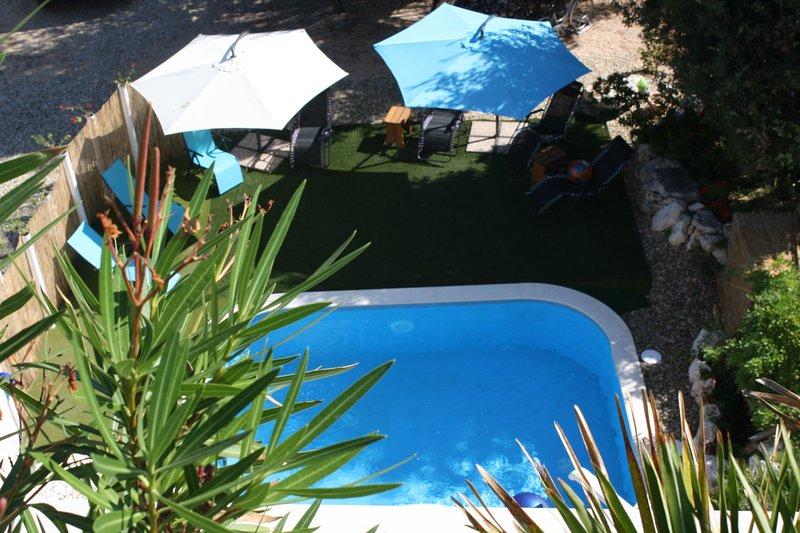 piscine panoramique