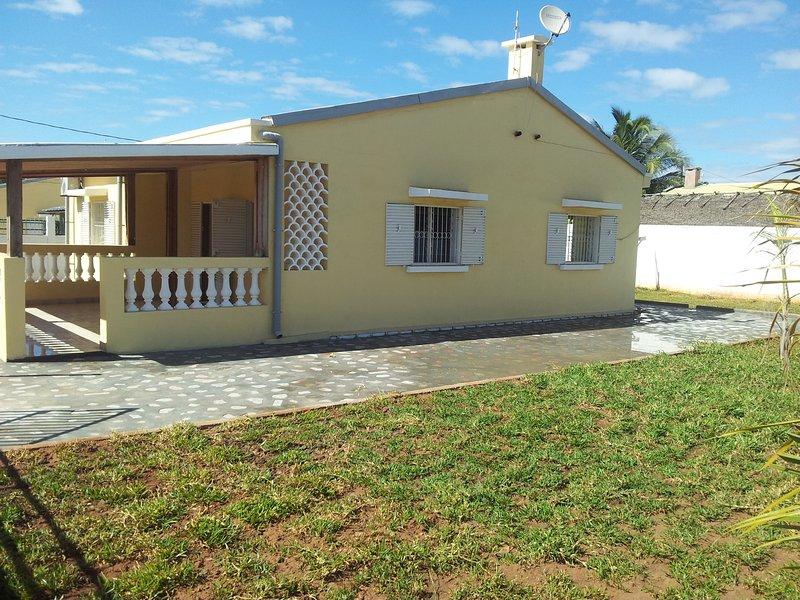 location villa meublée  à majunga Madagascar, location de vacances à Madagascar
