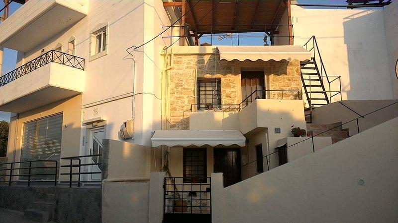 VINTAGE HOUSE STUDIOS PITSIDIA 1, holiday rental in Matala