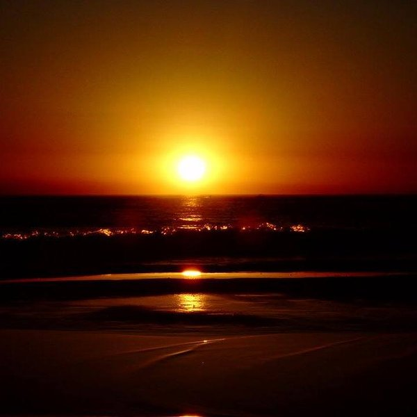 unforgettable sunsets, the best in Punta del Este