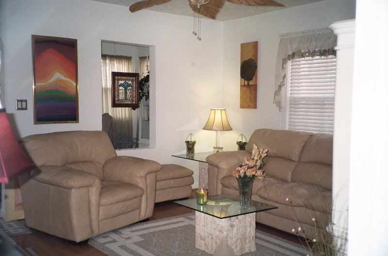 Charming bungalow close to downtown, holiday rental in Greenwood