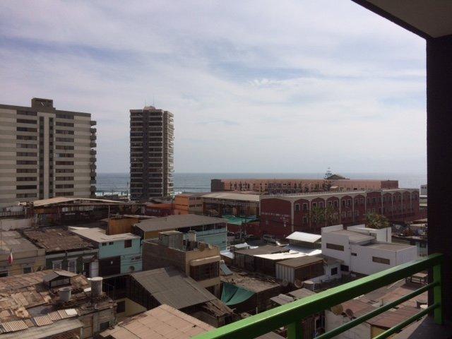 apartamento amoblado para 3 persona pasos de playa, vacation rental in Iquique