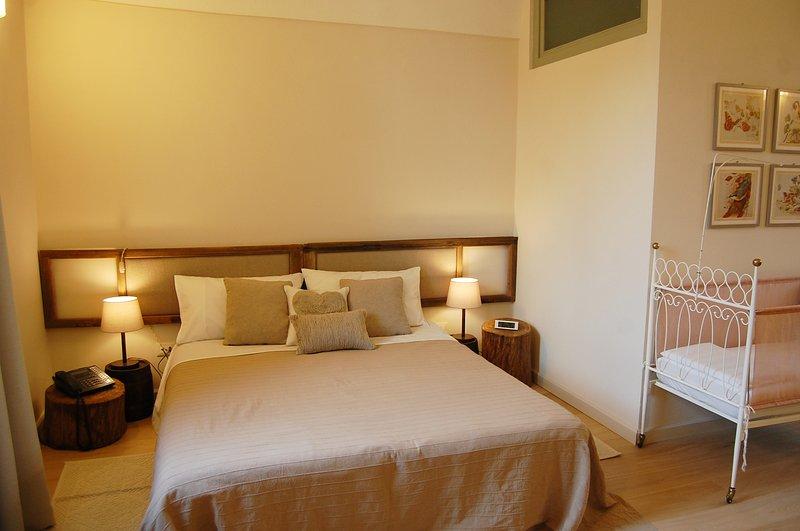 Γαρδένια: δίκλινο δωμάτιο με ιδιωτικό μπάνιο