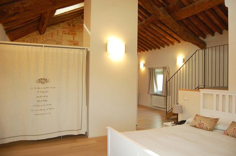 Pivoine Suite 65m² jusqu'à 4 lits