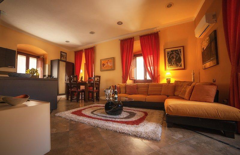 luxury Home Bosa, location de vacances à Bosa