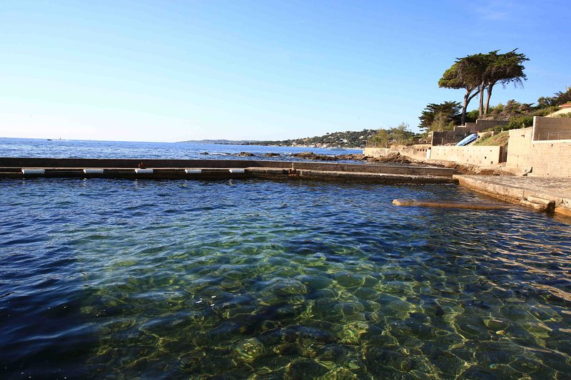Villa à la plage, Baie de St Tropez, holiday rental in Sainte-Maxime