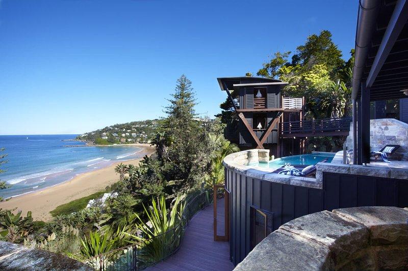 NORTHVIEW VILLA - Palm Beach, NSW, vacation rental in Whale Beach