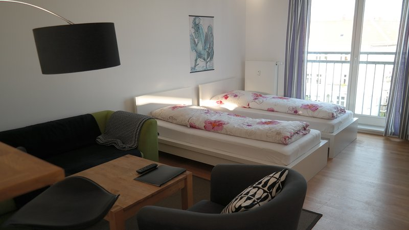 3-Rooms Apartment A5, vacation rental in Berlin