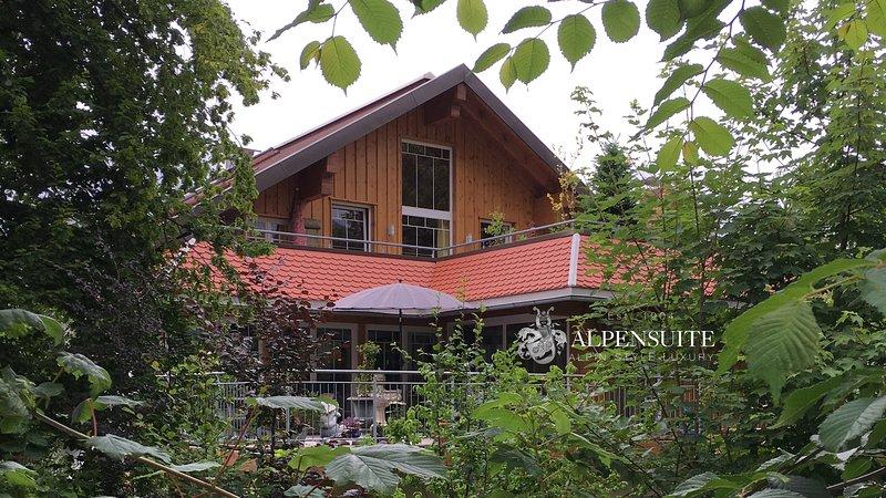 Penthouse-Walser-AlpenSuite Ferienwohnung Riezlern, aluguéis de temporada em Riezlern