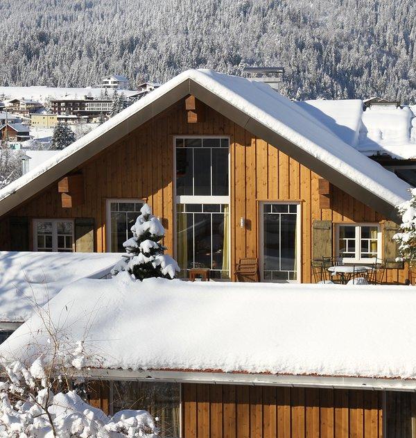 Walser-Penthouse-Suite Riezlern Ferienwohnung