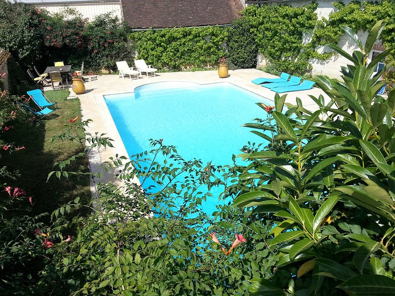 Tourterelle, holiday rental in Joigny