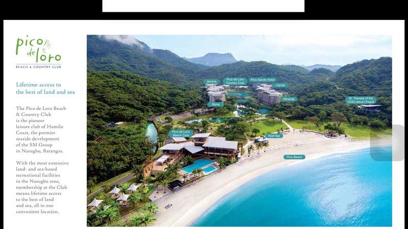 Pico De Loro Cove - Fully Furnished 1BR Condo Unit, alquiler vacacional en Batangas Province