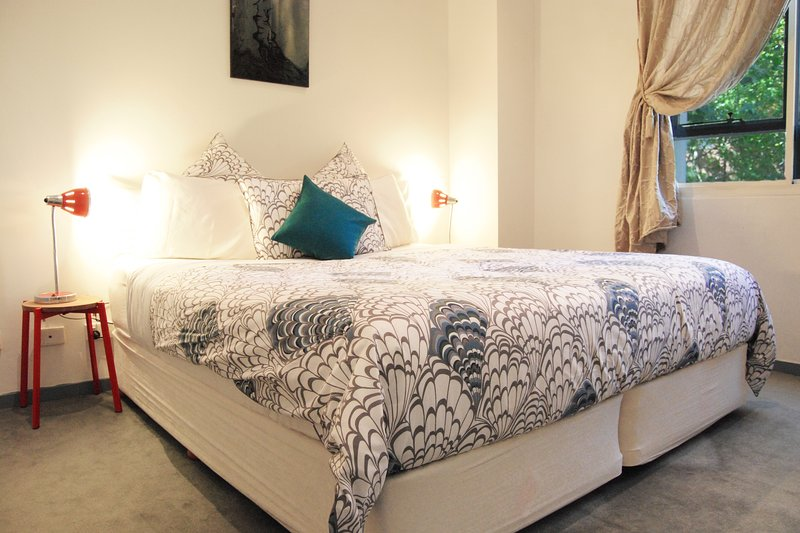 Chambre 1 - Honey Appartement One