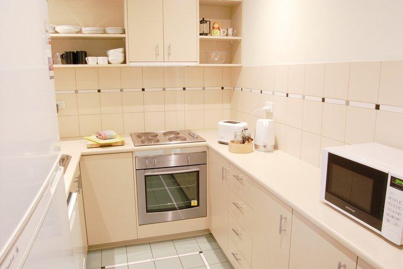 Cuisine - Appartement Honey One
