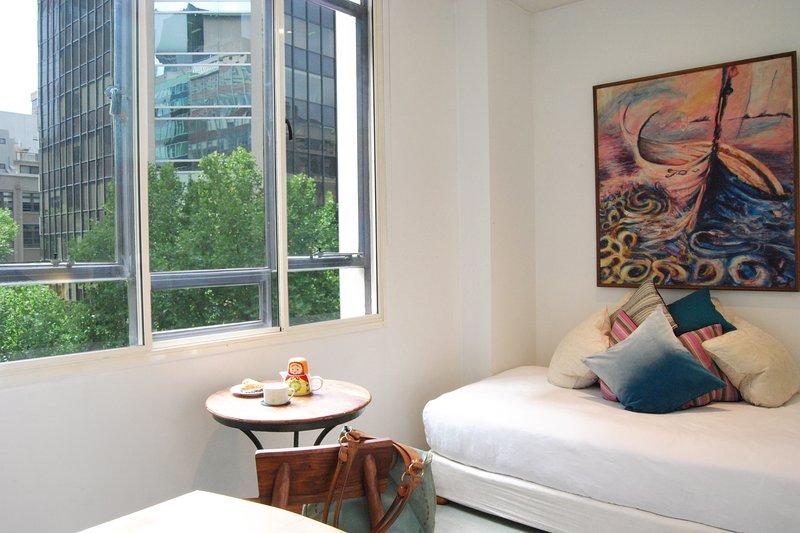 Salon - Appartement Honey One