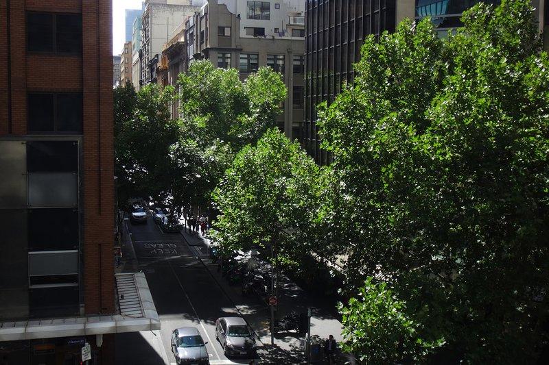 Voir le bas Flinders Lane - Honey Appartement One