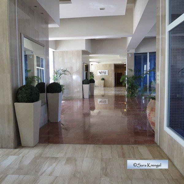 lobby edifício, 2