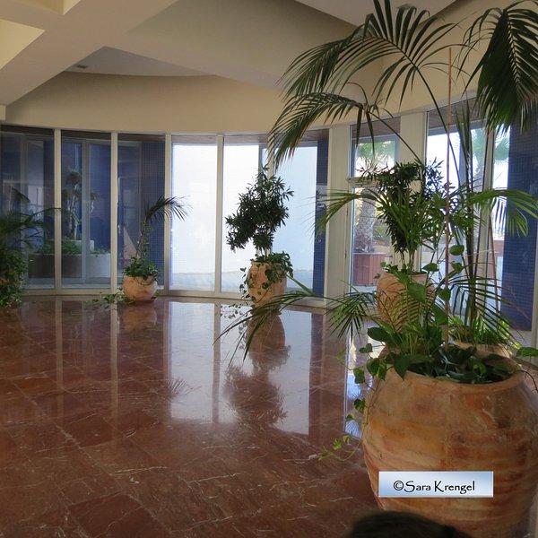 lobby edifício