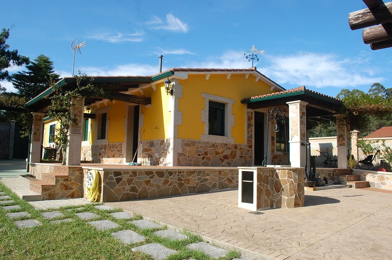 Casa Rustica Marinera, vacation rental in Boiro