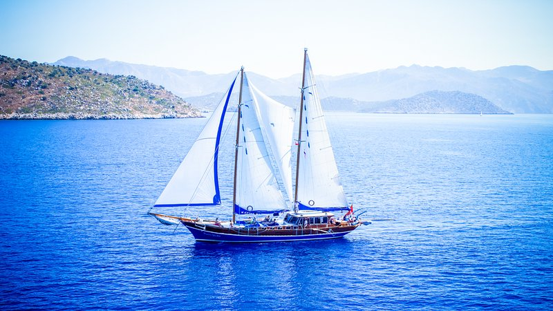 Flaka Sailing | Gulet Musandira II & Kaptan Yarkin, holiday rental in Bodrum District
