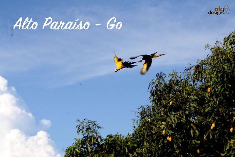 Recanto das Águias Guest'House, vacation rental in Alto Paraiso de Goias