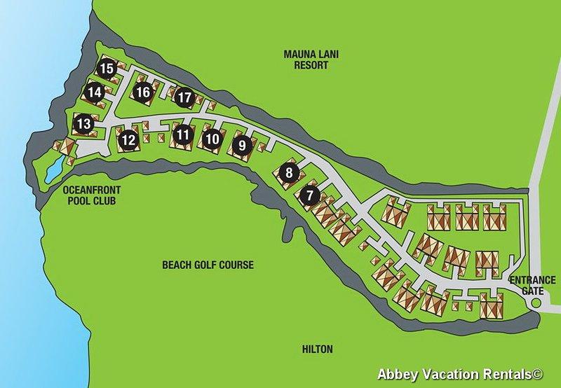 complex map
