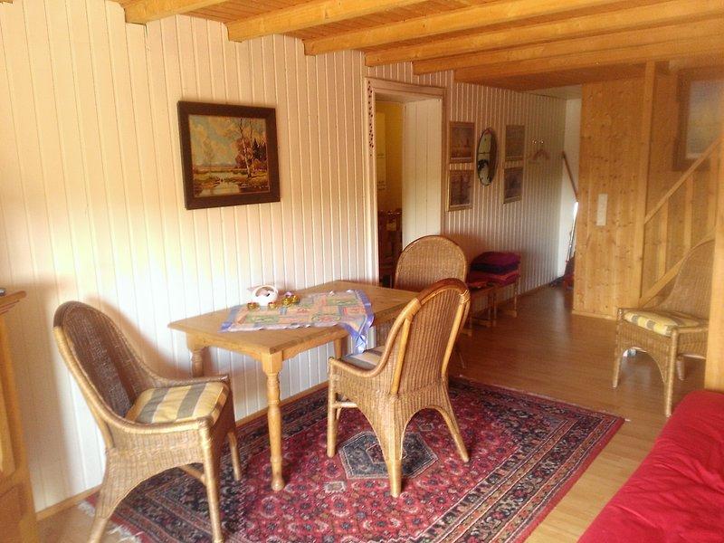 Ferienwohnungen Willrich - Ferien-Ap. 1, vacation rental in Antweiler