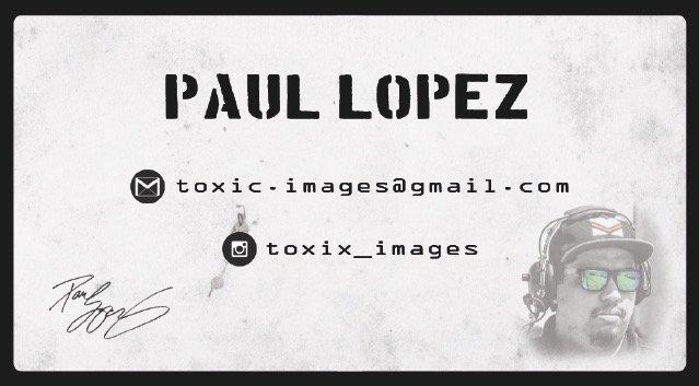 Paul Lopez, en av mina tidigare studenter, tog våra bilder och är en lokal fotograf.