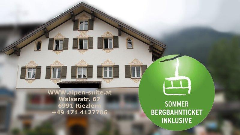 Input Alpen Suite