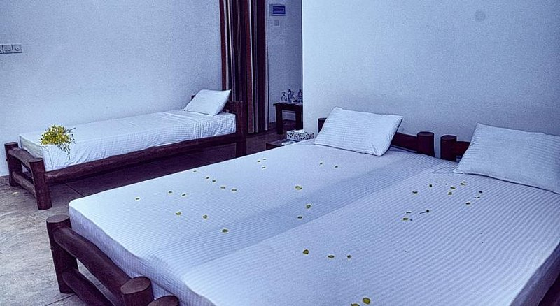 Triple Bed with King size mattress