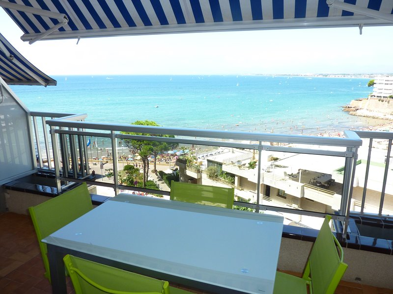 Primera linea de mar, vacation rental in Salou