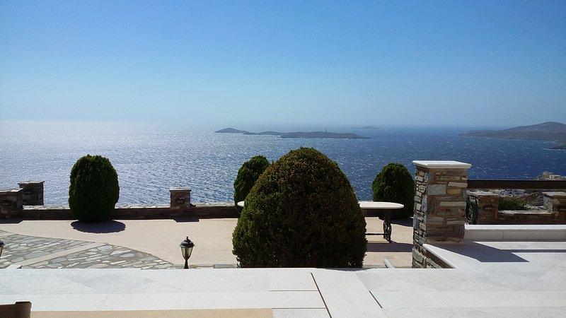 Cavo Augusta, location de vacances à Ano Siros