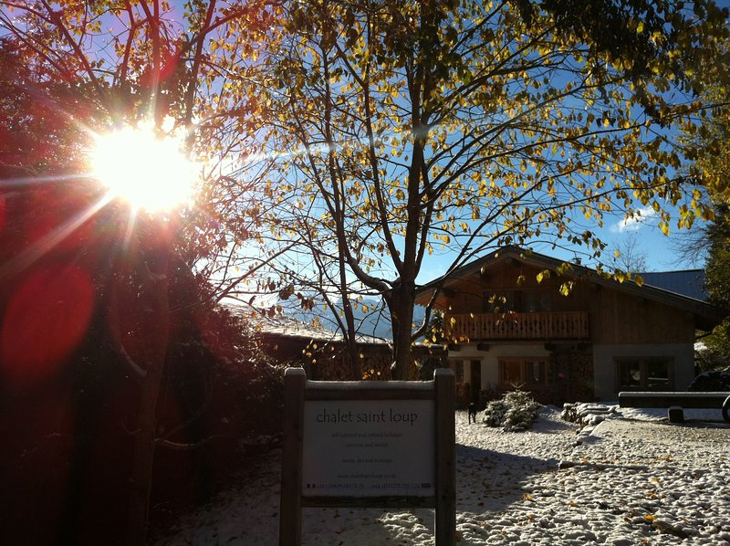Chalet Saint Loup, holiday rental in Samoens