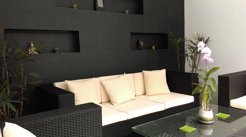 Terrasse / Lounge