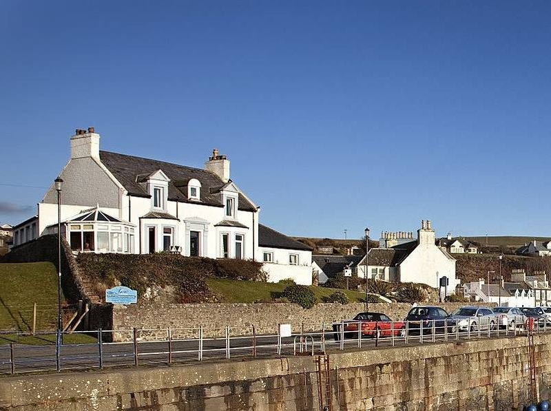 The Knowe, Portpatrick Harbour