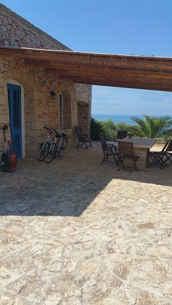 Villa Pozzo Pasulo, vacation rental in Torre Vado