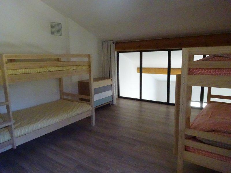 Dormitory upstairs