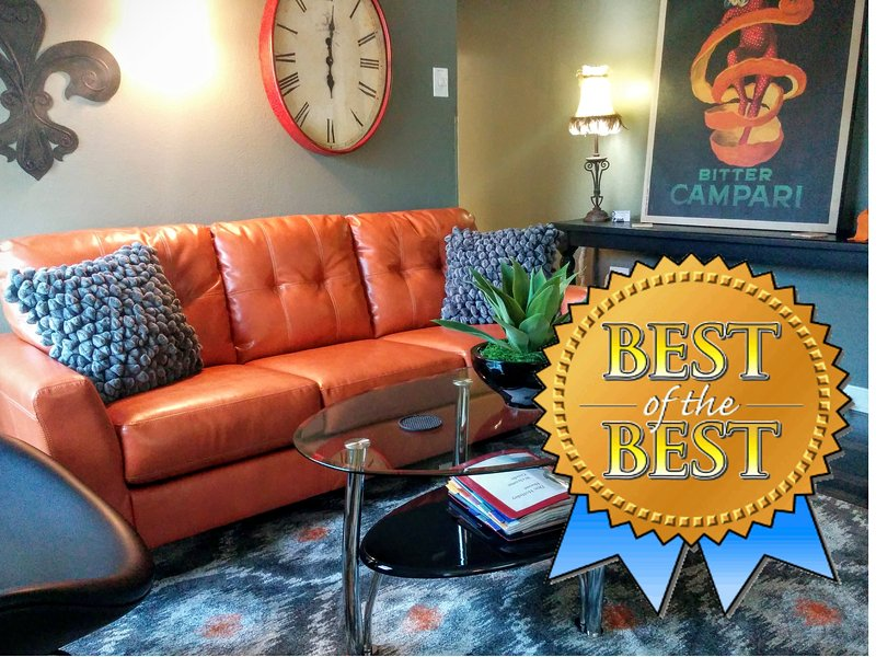 Best of the Best Vacation Rentals in Grapevine Texas