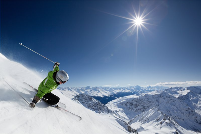 4 destinos de esquí de clase mundial a poca distancia en coche - ideal para principiantes y profesionales por igual!