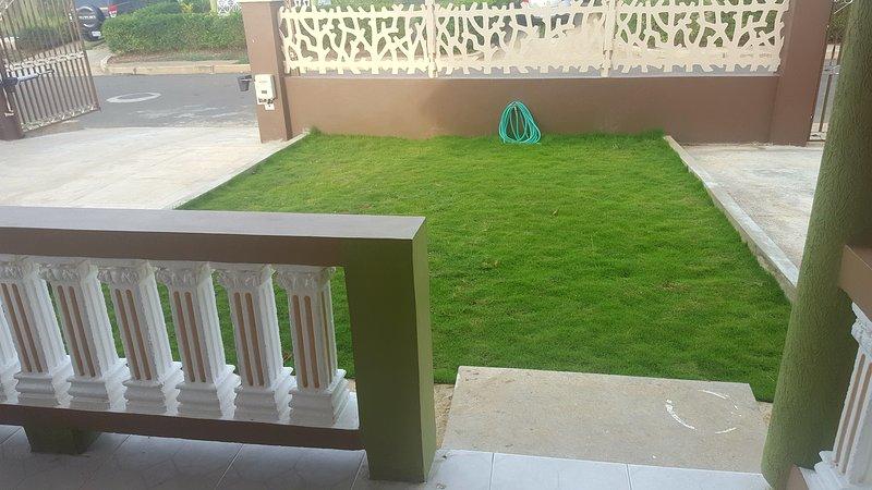 gräsmattan