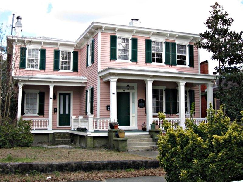 La casa de acogida Curtis en North 6th St.
