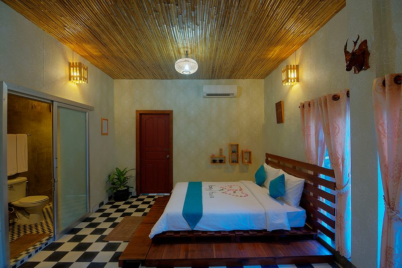 Honey Private House - Bedroom