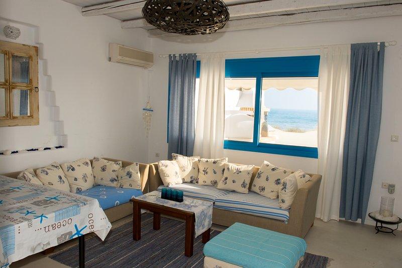 BLUE SEA VILLA, vacation rental in Koutsouras